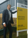 Julian Gardner, Ray White North Quay