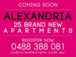 Alexandria, address available on request