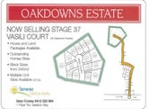 Lots 108 to 122 Vasili Court (off Oakdowns Parade), Oakdowns, Tas 7019