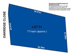 Lot 31, Oakridge Close, Aberfoyle Park, SA 5159