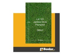 Lot 101 Jardine Drive, Plumpton, Vic 3335