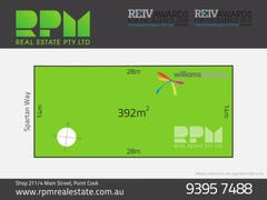 Lot 1005 Spartan Way, Williams Landing, Vic 3027