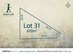 Lot 31 Barwon Terrace, Barwon Heads, Vic 3227