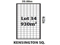 Lot 34 Kensington Square, Drouin, Vic 3818