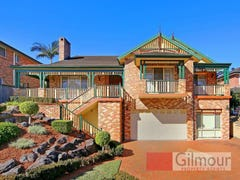 9 Amberwood Place, Castle Hill, NSW 2154