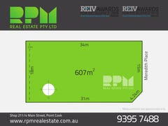 Lot 9063 Meredith Place, Eynesbury, Vic 3338