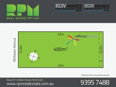 Lot 818 McKeown Avenue, Williams Landing, Vic 3027