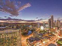 Unit 2808/,9 Hamilton Avenue, Surfers Paradise, Qld 4217