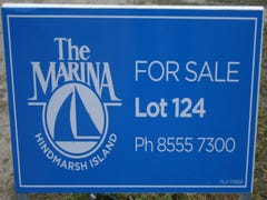 Lot 124, Shannon Place, Hindmarsh Island, SA 5214