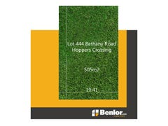 Lot 444, Bethany Road, Hoppers Crossing, Vic 3029
