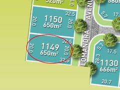 Lot 1149, Lomandra Avenue, Bohle Plains