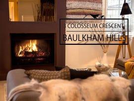 3 Colosseum Crescent, Baulkham Hills, NSW 2153