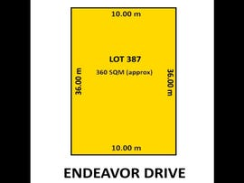 Lot 387, 16 Endeavour Drive, McCracken, SA 5211