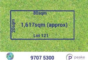 Lot 121, 39 Solid Drive, Pakenham, Vic 3810