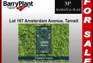 Lot 167 Amsterdam Avenue, Tarneit, Vic 3029