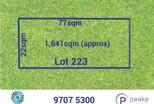 Lot 223, 35 Solid Drive, Pakenham, Vic 3810