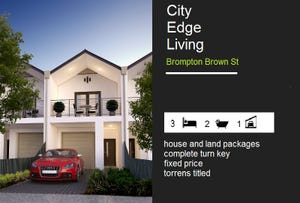 Brompton, address available on request