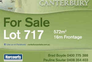 Lot 717 Chaucer Way, Drouin, Vic 3818
