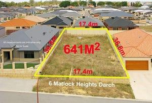 6 Matlock Heights, Darch, WA 6065