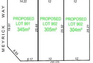 60  (Proposed Lots 1,2 & 3) Wingrove Road, Langford, WA 6147