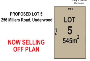 Proposed Lot 5 256 Millers Road, Underwood, Qld 4119