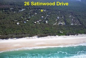 26 Satinwood Drive, Rainbow Beach, Qld 4581