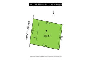 Lot 2/22 Hallyburton Grove, Warragul, Vic 3820