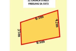 11 CHURCH Street, Freeling, SA 5372