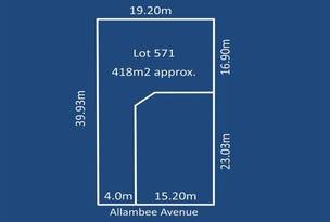 Lot 571/33 Allambee Avenue, Edwardstown, SA 5039
