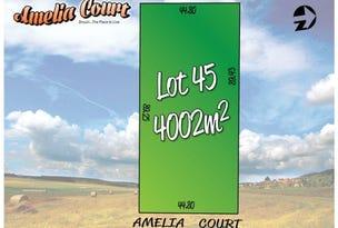 Lot 45 Amelia Court, Drouin, Vic 3818
