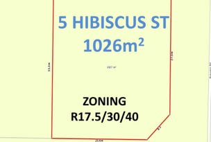 5 Hibiscus Street, Utakarra, WA 6530