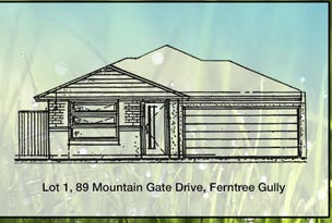 1/89 Mountain Gate Drive, Ferntree Gully, Vic 3156