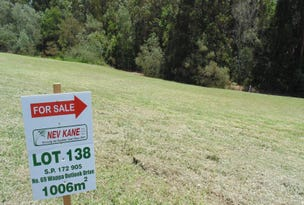Lot 138, No. 69 Wappa Outlook Drive, Yandina, Qld 4561