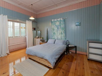 Blue bedroom design idea from a real Australian home - Bedroom photo 526345