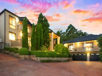 12 Lomond Place, Castle Hill, NSW 2154