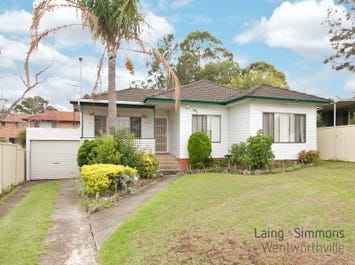 4 Sybil Street, Guildford, NSW 2161