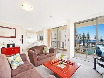 402/255 Boundary Street 'Rainbow Commodore', Rainbow Bay, Qld 4225