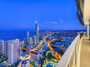 Circle On Cavill Penthouse, Surfers Paradise, Qld 4217