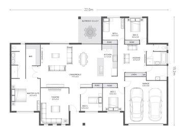 Linfield 30 - floorplan