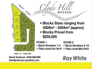 Lot 1 -15 Clyde Hill Road, Bannockburn, Vic 3331