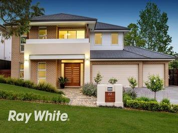 22 Ashmead Avenue, Castle Hill, NSW 2154