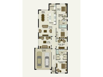 The Galleria 210 - floorplan
