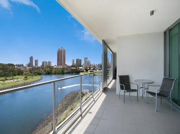 1309/33 'Freshwater Point'  T E Peters, Broadbeach Waters, Qld 4218