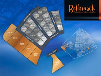 Bellamack, address available on request