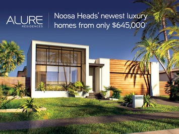 White Beech Road (off Noosa Springs Drive), Noosa Heads, Qld 4567