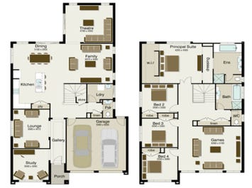 The Regent 360 - floorplan