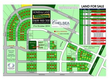 Lot 1616, Half Penny Avenue, Kellyville, NSW 2155