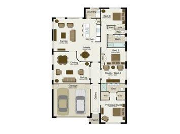 The Galleria 230 - floorplan