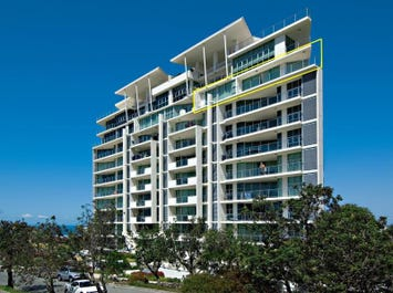 Unit 1003 'The Observatory' 4 Queen Street, Kings Beach, Qld 4551