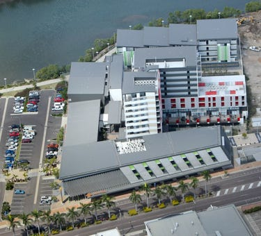 CENTRAL VILLAGE, 520 Flinders Street, Townsville City, Qld 4810